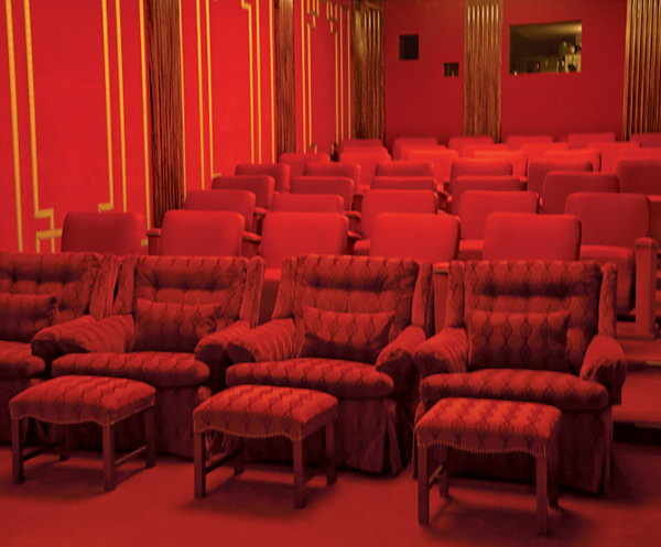 Small Movie Room Seating Ideas