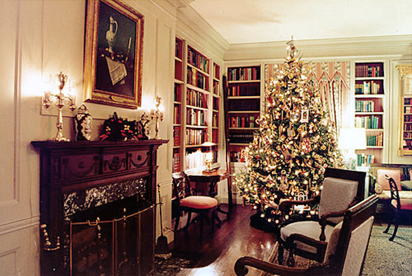 The ... & Library - White House Museum