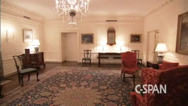 Map Room - White House Museum