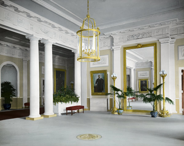 TR Renovation - White House Museum