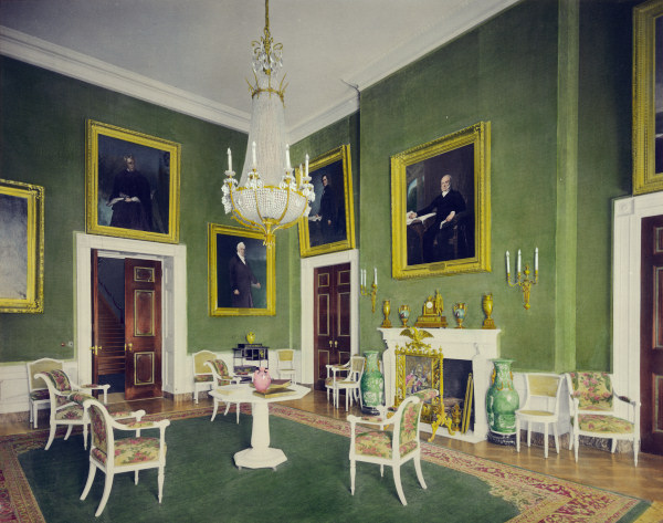 Green Rooms On Pinterest Drawing Rooms Hunter Green