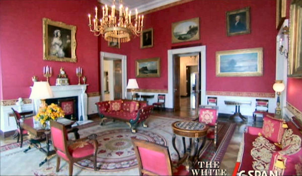 White House Red Room Images Galleries