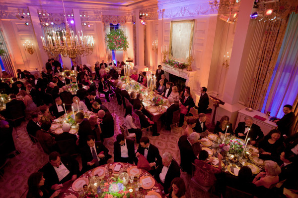 bush hall dining