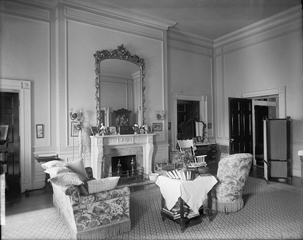 The. Family Residence Dining Room   White House Museum