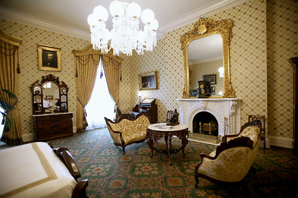 Lincoln Bedroom White House Museum