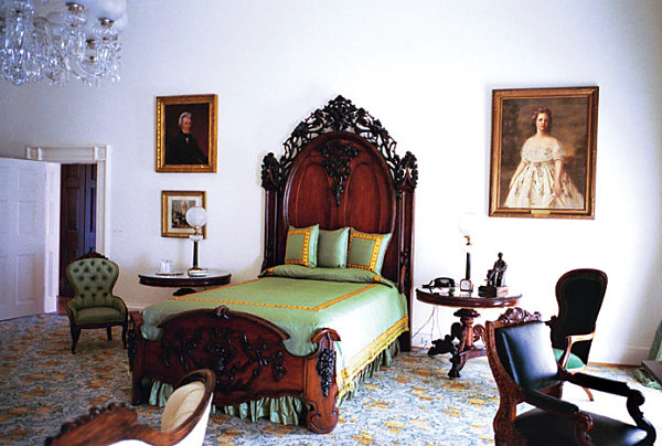 The. Lincoln Bedroom   White House Museum