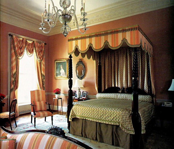 Impressive The Queens Bedroom at White House 600 x 515 · 95 kB · jpeg