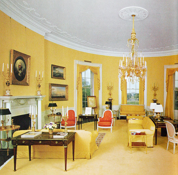 House Of Cards Oval Office Paint Color