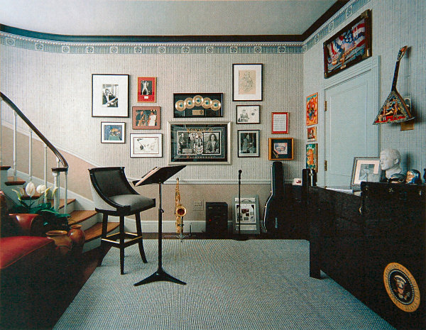 music room white house museum