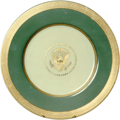 Harry Truman  sc 1 st  White House Museum : china dinnerware patterns - pezcame.com