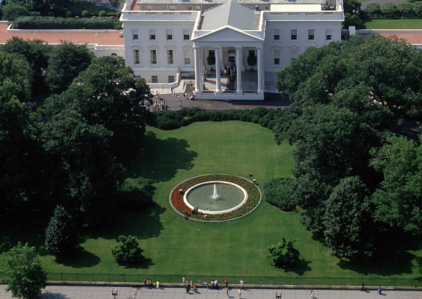 north lawn white house museum