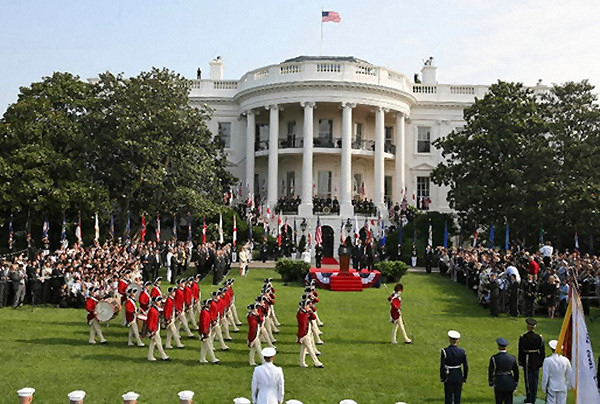 Japan in 2006  White House White House