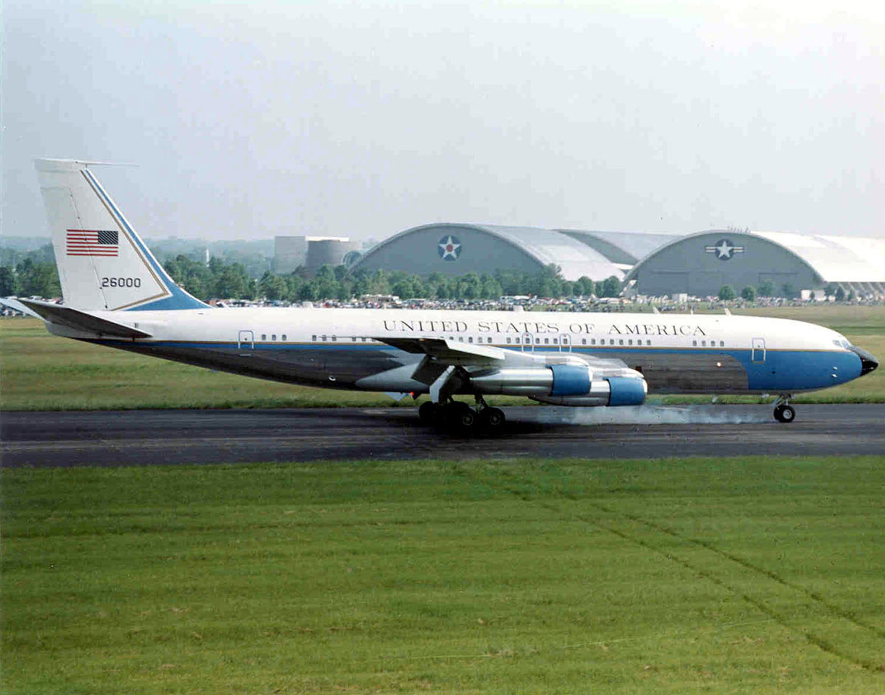 Air Force One - White House