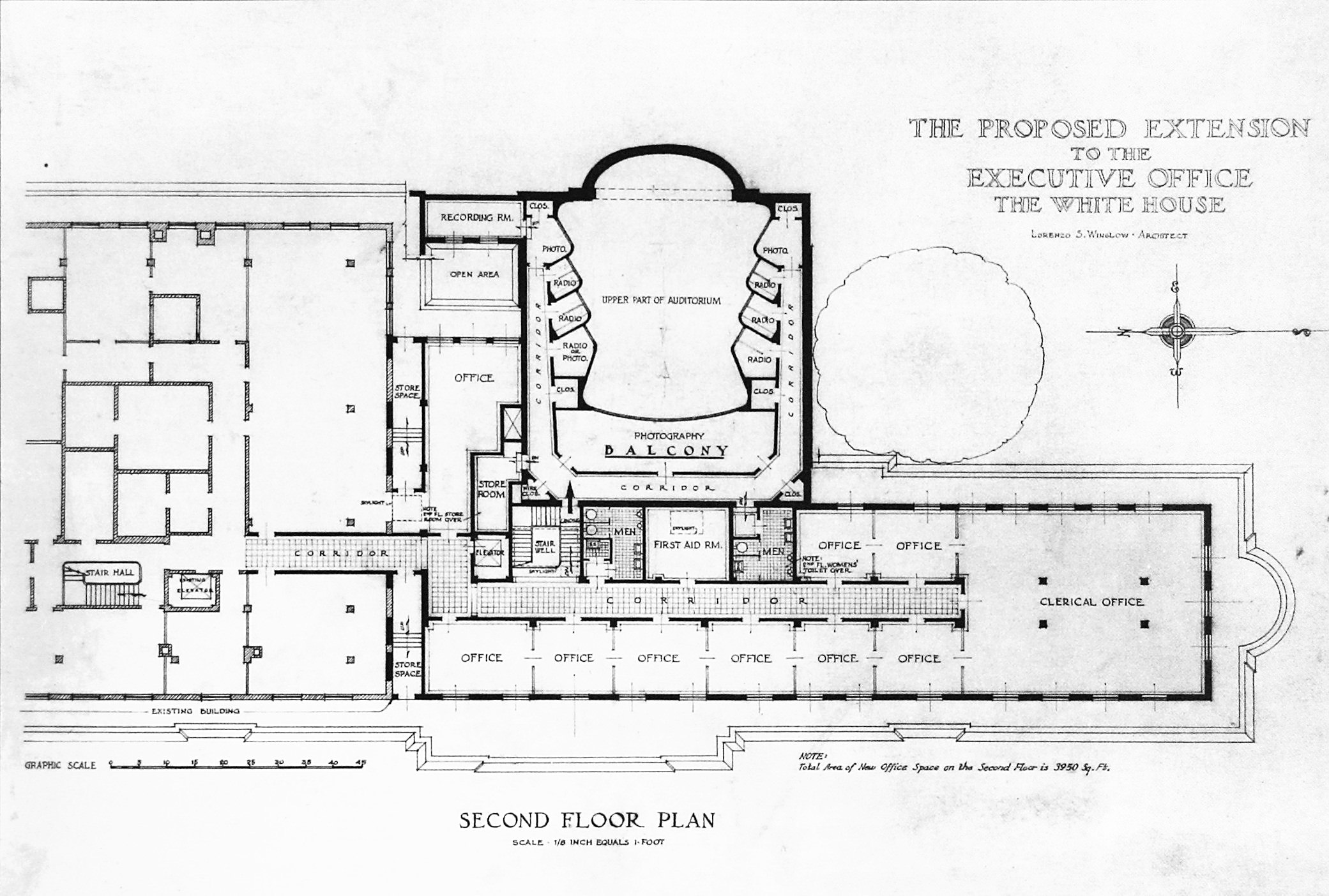 Truman Reconstruction - White House Museum