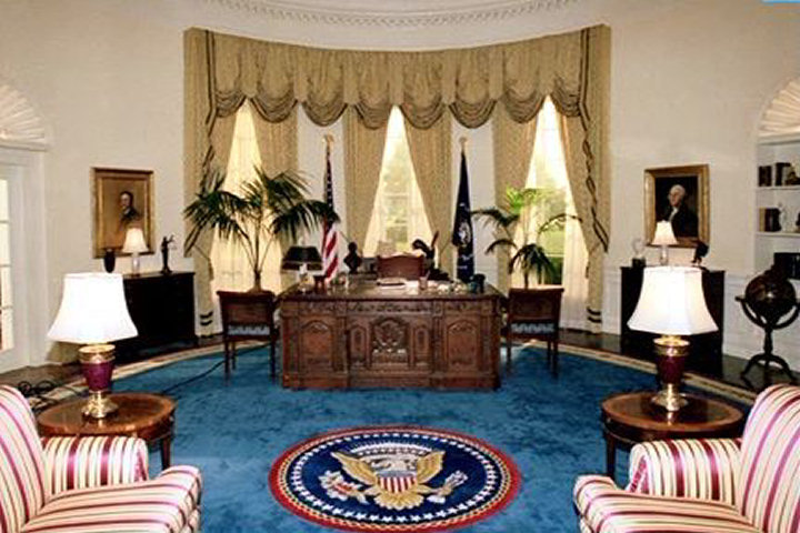 The TV West Wing