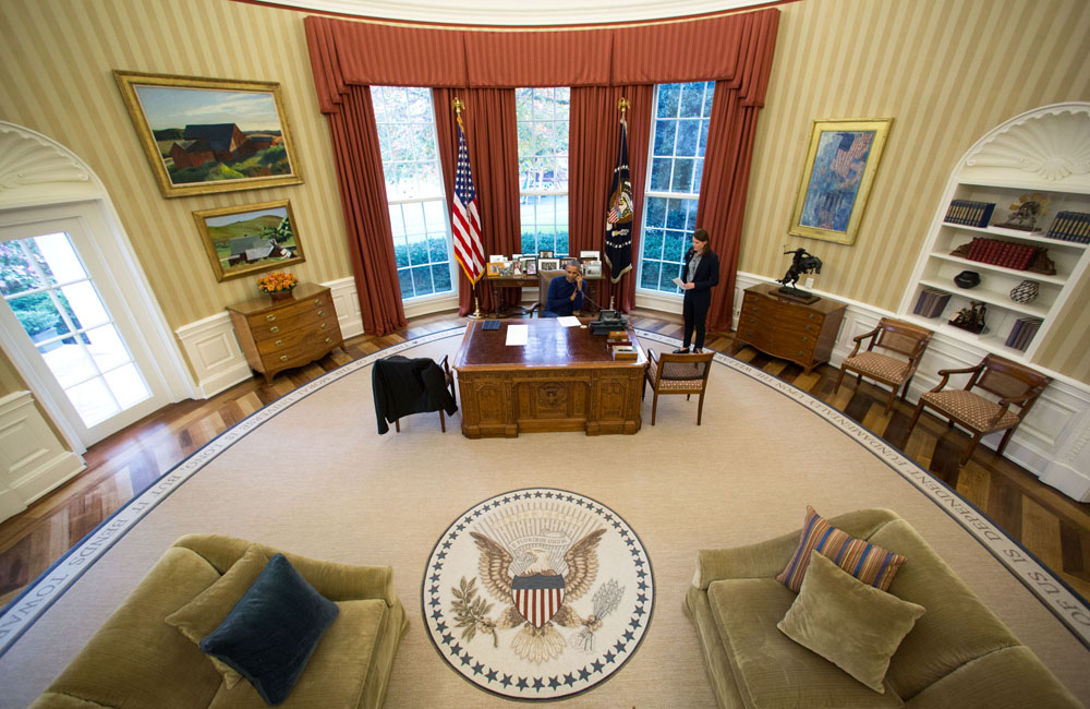where is the oval office. President Obama In The Oval Office Where Is :