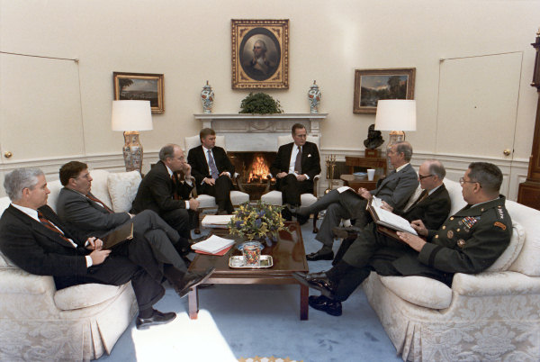 bush oval office. George Bush Oval Office T