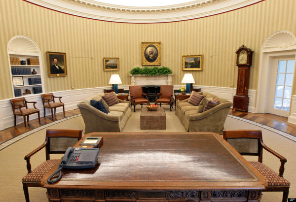 Oval Office White House Museum