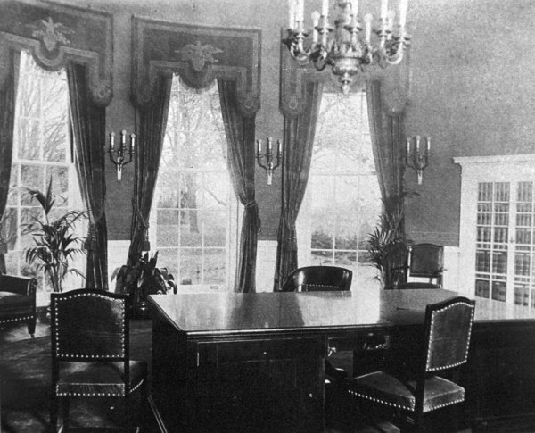 West Wing Pre 1934