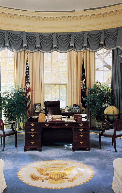 Redecorate The Oval Office! (drapes, Paint, Colors, Designer)   Home  Interior Design And Decorating   City Data Forum