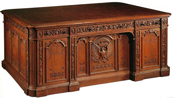 The Resolute Desk