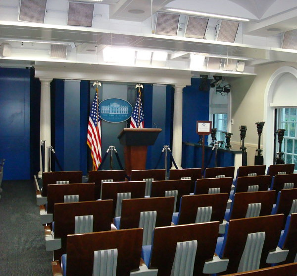 Astounding Press Briefing Room White House Museum Download Free Architecture Designs Intelgarnamadebymaigaardcom