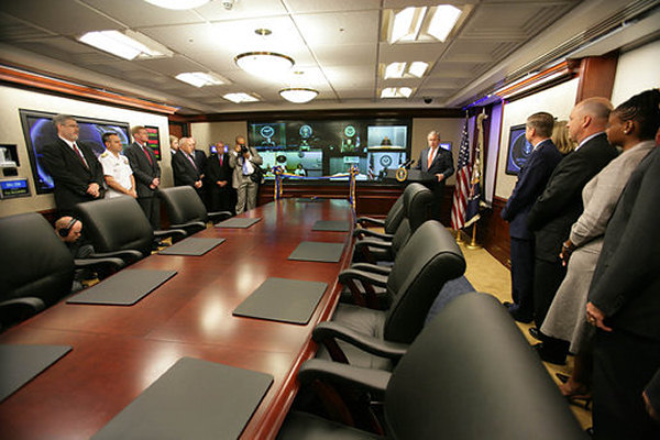 Situation Room White House Museum