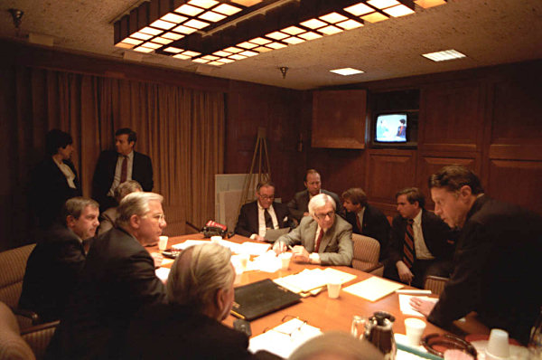 Reagan Library Situation Room