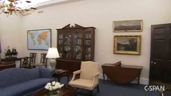 Vice President S Office White House Museum