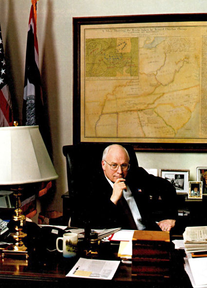 Dick cheney office photo 388