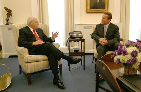Dick cheney office photo 740